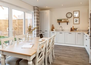 "Thumbnail 4 bedroom semi-detached house for sale in ""Lincoln"" at Heath Road, Leighton Buzzard"