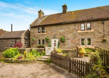 Thumbnail 3 bed cottage for sale in Penfold Road, Butterton, Leek