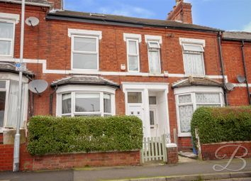 3 bed terraced house for sale in Byron Street, Mansfield NG18