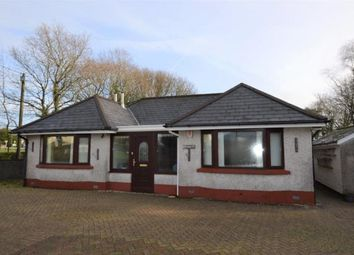 Thumbnail 4 bed detached bungalow for sale in Station Road, Liskeard, Cornwall