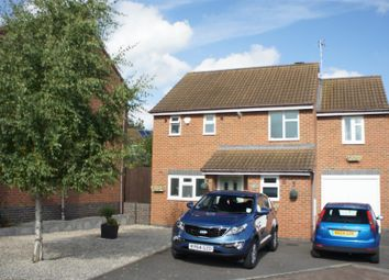 Thumbnail 4 bedroom detached house for sale in Fielding Lane, Ratby, Leicester