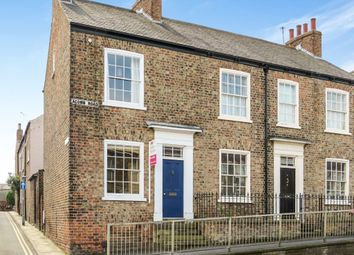 Thumbnail 2 bedroom end terrace house for sale in Acomb Road, Acomb, York