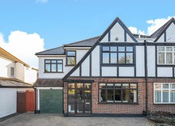 Thumbnail 4 bed semi-detached house for sale in Monks Orchard Road, Beckenham