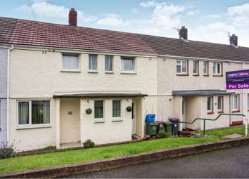 Thumbnail 3 bed terraced house for sale in South Avenue, Pontypool