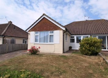 Thumbnail 2 bed semi-detached bungalow for sale in Brookside Avenue, Polegate