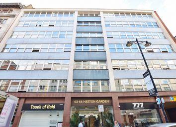 Office to let in 63 66 Hatton Garden, London EC1N
