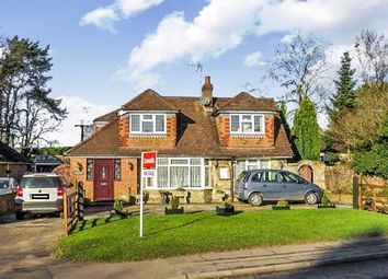 Thumbnail 4 bed detached bungalow for sale in Horsham Road, Handcross, Haywards Heath