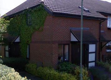 Thumbnail 1 bedroom terraced house to rent in Fleet Meadow Didcot, Fleet Meadow