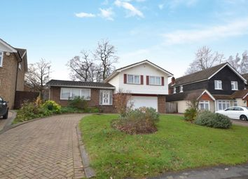 Thumbnail 4 bedroom detached house for sale in Lambourn Way, Lordswood, Chatham