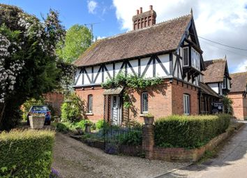 Thumbnail 3 bedroom semi-detached house for sale in Post Office Road, Iwerne Minster