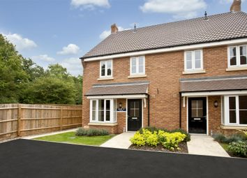 "Thumbnail 3 bed semi-detached house for sale in ""Oakfield"" at Kingfisher Drive, Whitby"
