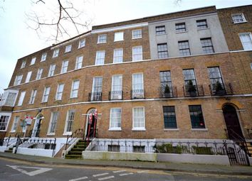 Thumbnail 1 bedroom flat for sale in 30 Hawley Square, Margate, Kent