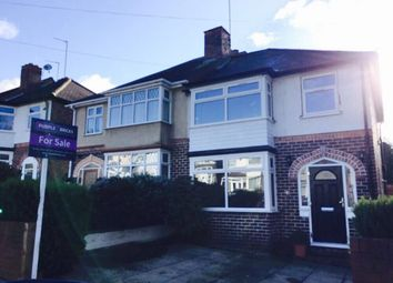 Thumbnail 3 bed semi-detached house for sale in Lindridge Road, Birmingham