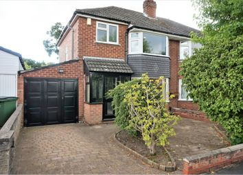 Thumbnail 3 bed semi-detached house to rent in Nursery Road, Cheadle