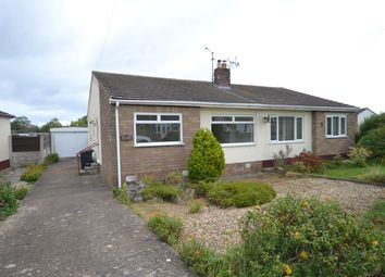 Thumbnail 2 bedroom semi-detached bungalow to rent in Lon Gadlas, Abergele
