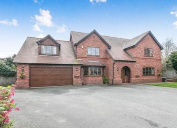 Thumbnail 4 bed detached house for sale in Pitmans Lane, Hawarden, Deeside, Flintshire