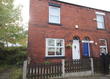 Thumbnail 2 bed end terrace house to rent in Everton Street, Swinton, Manchester