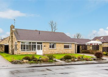 Thumbnail 3 bed detached bungalow for sale in Glebe Field Drive, Wetherby, West Yorkshire