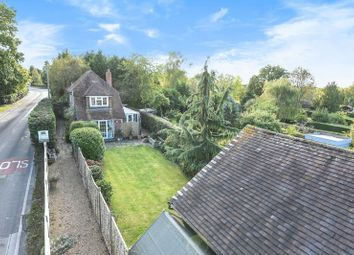 Thumbnail 3 bed detached house for sale in Botley Road, Burridge, Hampshire