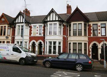 Thumbnail 1 bed flat for sale in Flat 1, 121, Splott Road, Cardiff, Caerdydd