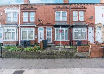 Thumbnail 3 bed terraced house for sale in Portland Road, Edgbaston, Birmingham, West Midlands