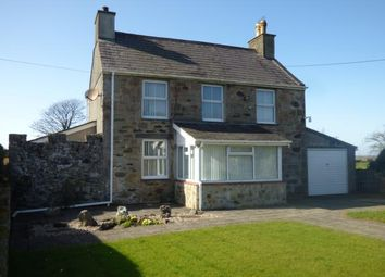 Thumbnail 3 bed detached house for sale in Brynsiencyn, Anglesey, Sir Ynys Mon