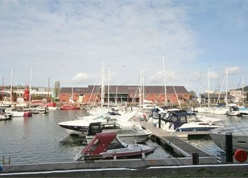 Thumbnail 1 bed flat to rent in Ferrara Quay, Maritime Quarter, Swansea, Swansea