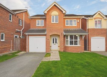 Thumbnail 4 bedroom detached house for sale in Shearburn Close, Ossett