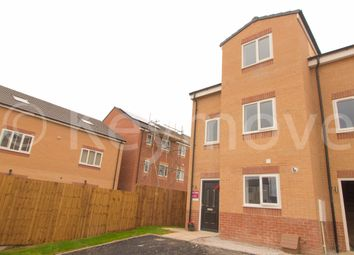 Thumbnail 3 bed town house for sale in Appleton Walk, Western Way, Bradford