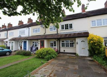 Thumbnail 2 bed terraced house to rent in Chapel Lane, Lichfield