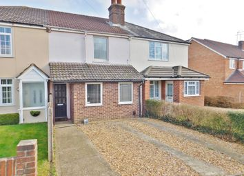 Thumbnail 2 bed terraced house for sale in Park Lane, Bedhampton, Havant