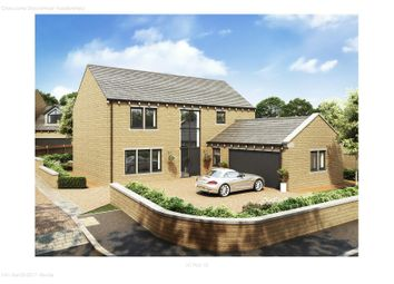 Thumbnail 4 bed detached house for sale in Cross Lane, Stocksmead, Stocksmoor