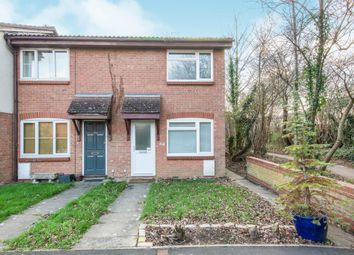 Thumbnail 2 bed end terrace house for sale in Walker Gardens, Hedge End, Southampton