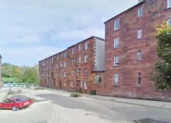 Thumbnail 1 bed flat for sale in Bruce Street, Port Glasgow, Gourock, Inverclyde