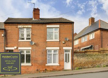 Thumbnail 2 bed end terrace house for sale in Gordon Road, Thorneywood, Nottinghamshire