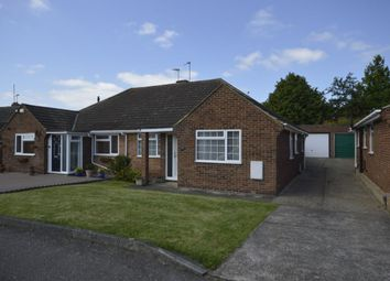 Thumbnail 3 bed bungalow for sale in Killick Road, Hoo, Rochester