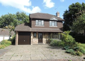 Thumbnail 4 bed detached house to rent in Sheringham Close, Staplecross, Robertsbridge