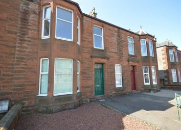 Thumbnail 2 bed flat for sale in Argyle Road, Saltcoats, North Ayrshire