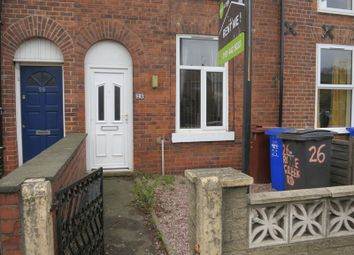 Thumbnail 3 bed terraced house to rent in Royle Green Road, Northenden, Manchester