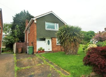 Thumbnail 3 bed detached house for sale in Pleasington Close, Prenton, Merseyside