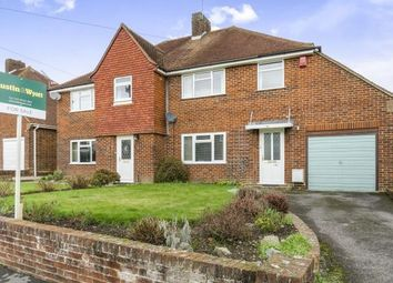 Thumbnail 3 bed semi-detached house for sale in Channels Farm Road, Southampton