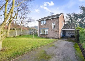 Thumbnail 3 bedroom detached house for sale in Eden Low, Mansfield Woodhouse, Mansfield, Nottingham