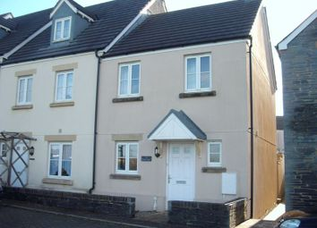 Thumbnail 2 bed terraced house to rent in Weeks Rise, Camelford
