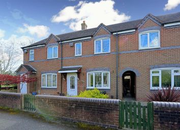 Thumbnail 2 bed terraced house for sale in Highland Lea, Horsehay, Telford, Shropshire.