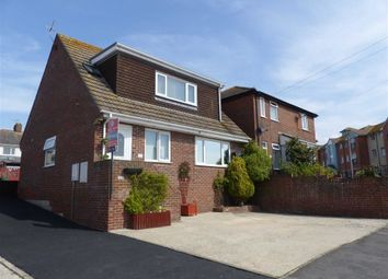 Thumbnail 3 bed detached bungalow for sale in Benville Road, Weymouth, Dorset