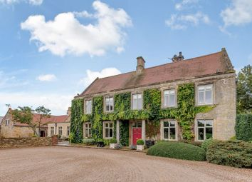 Thumbnail 6 bed detached house for sale in Hougham Manor, Manor Lane, Hougham, Lincolnshire