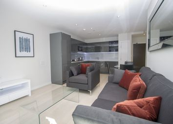 Thumbnail 1 bed flat for sale in Cassia Point, Glasshouse Gardens, Stratford