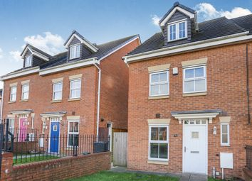 Thumbnail 3 bedroom semi-detached house for sale in Purcell Road, Bushbury, Wolverhampton