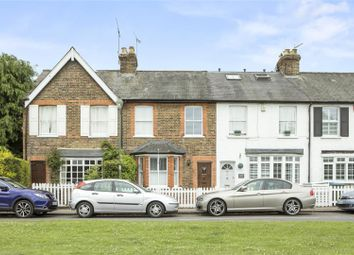 Thumbnail 3 bedroom terraced house for sale in Tilt Road, Cobham, Surrey