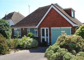 Thumbnail 2 bed detached bungalow for sale in Grenada Close, Bexhill-On-Sea, East Sussex